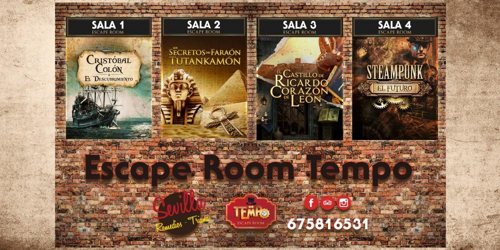 Regala una Experiencia Única de Escape Room en Sevilla. Bono Regalo